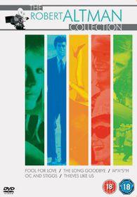 Robert Altman Box Set - (Import DVD)