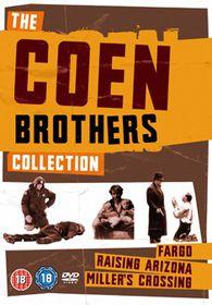 Coen Brothers Boxset - (Import DVD)