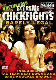 Extreme Chick Fights - Barely Legal - (Import DVD)