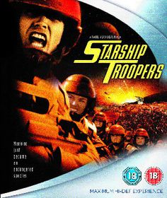 Starship Troopers - (Import Blu-ray Disc)