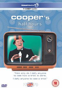Tommy Cooper-Half Hours - (Import DVD)