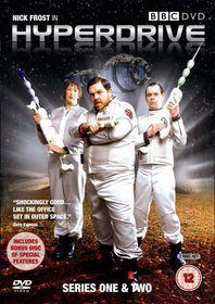 Hyperdrive-Series 1 & 2 Set - (Import DVD)