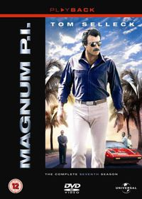 Magnum P.I.-Series 7 Box Set - (parallel import)