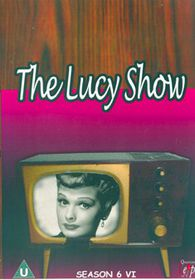 Lucy Show-Season 6 Vol.1 - (Import DVD)