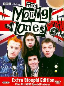 Young Ones:Extra Stoopid Edition - (Region 1 Import DVD)