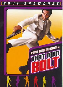 That Man Bolt - (Region 1 Import DVD)