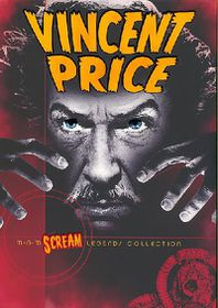 Vincent Price Gift Set Vol 1 - (Region 1 Import DVD)