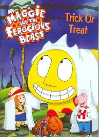 Maggie and the Ferocious Beast - Trick Or Treat - (Region 1 Import DVD)