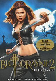 Bloodrayne 2 - (Region 1 Import DVD)
