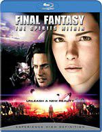 Final Fantasy:Spirits Within - (Region A Import Blu-ray Disc)