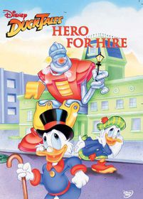 Ducktales : Vol. 6 : Hero for Hire - (DVD)
