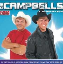 Die Campbells - Klein Bietjie Liefde (CD)