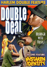 Mistaken Identity/Double Deal - (Region 1 Import DVD)