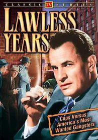 Lawless Years Vol 1 - (Region 1 Import DVD)