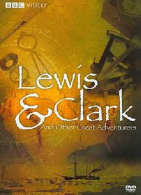 Lewis and Clark and Other Great Adventures - (Region 1 Import DVD)
