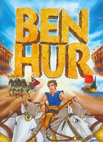 Ben Hur - (Region 1 Import DVD)