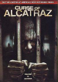 Curse of Alcatraz - (Region 1 Import DVD)