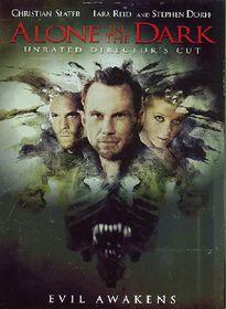 Alone in the Dark - (Region 1 Import DVD)