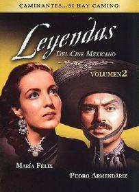 Leyendas Del Cine Mexicano Vol 2 - (Region 1 Import DVD)