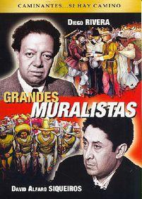 Grandes Muralistas - (Region 1 Import DVD)