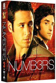 Numb3rs:Third Season - (Region 1 Import DVD)
