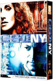 CSI NY: Third Season - (Region 1 Import DVD)