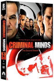 Criminal Minds:Second Season - (Region 1 Import DVD)