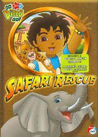 Go Diego Go:Safari Rescue - (Region 1 Import DVD)