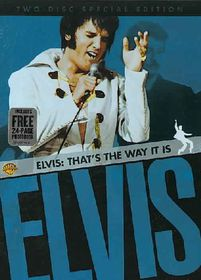 Elvis: That's the Way It is Special Edition - (Region 1 Import DVD)