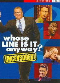 Whose Line is it Anyway - Season 1, Volumes 1 & 2 - (Region 1 Import DVD)