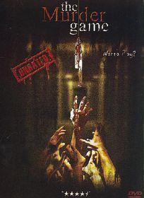 Murder Game - (Region 1 Import DVD)