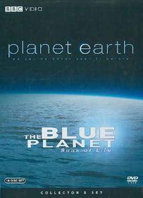 Planet Earth/The Blue Planet: Seas of Life - Special Collector's Set - (Region 1 Import DVD)