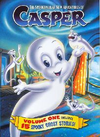 Spooktacular New Adventures of Cas V - (Region 1 Import DVD)