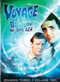 Voyage to the Bottom of the Sea - Season 3: Vol. 2 - (Region 1 Import DVD)