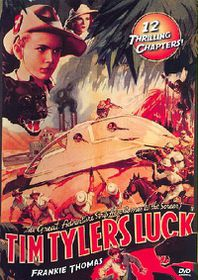 Tim Tyler's Luck - (Region 1 Import DVD)