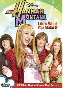 Hannah Montana:Life's What You Make It - (Region 1 Import DVD)