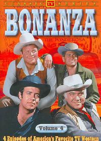 Bonanza Vol 4 - (Region 1 Import DVD)