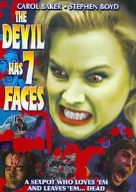 Devil Has 7 Faces - (Region 1 Import DVD)