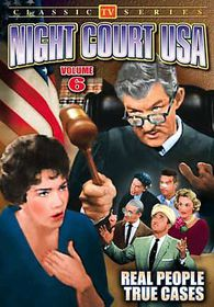 Night Court USA Vol 6 - (Region 1 Import DVD)