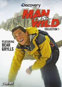 Man vs Wild - (Region 1 Import DVD)