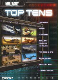 Top Tens - (Region 1 Import DVD)