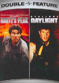 Dante's Peak/Daylight - (Region 1 Import DVD)