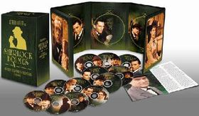 Ultimate Sherlock Holmes Collection - (Region 1 Import DVD)
