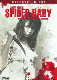 Spider Baby - (Region 1 Import DVD)