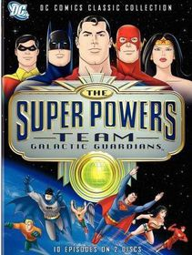 Super Powers Team:Galactic Guardians - (Region 1 Import DVD)