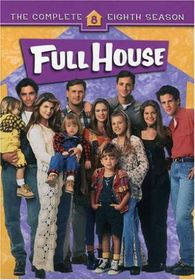 Full House:Complete Eighth Season - (Region 1 Import DVD)