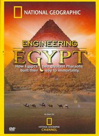 Engineering Egypt - (Region 1 Import DVD)