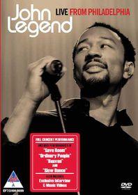Live from Philadelphia - (Region 1 Import DVD)
