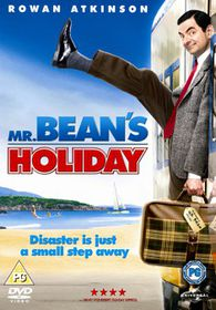 Mr Bean's Holiday - (Import DVD)