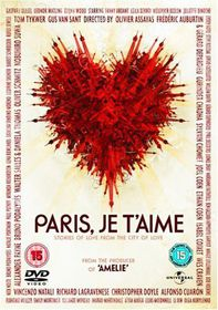 Paris Je T'aime - (Import DVD)